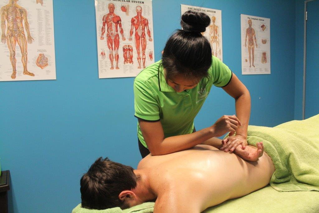 Ampower Massage Deep Tissue Massage